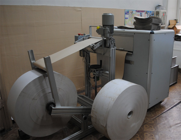 Машина для друку шрифтом Брайля